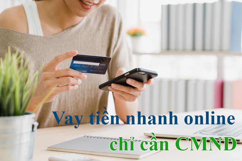 Vay tiền Online không thế chấp