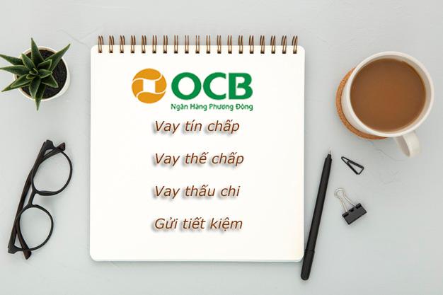 Hướng dẫn vay tiền OCB có ngay