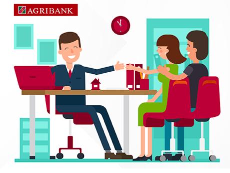 Hướng dẫn vay tiền Agribank tháng 5/2021