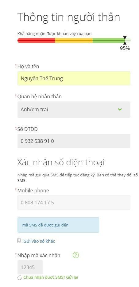 Hướng dẫn vay tiền Doctor Đồng có tiền ngay