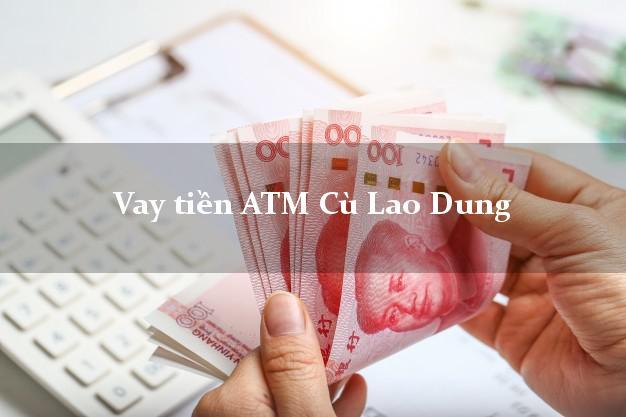 Vay tiền ATM Cù Lao Dung Sóc Trăng