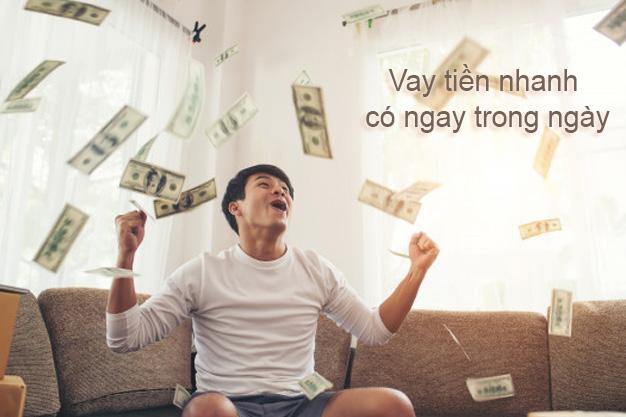 Vay tiền nhanh không lãi suất