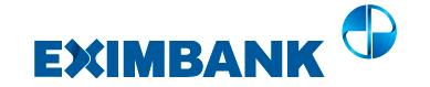 Lãi suất ngân hàng Eximbank 5/2021