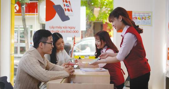 Hướng dẫn vay tiền Home Credit trực tuyến