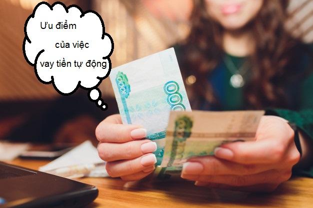 Vay tiền Duyệt Tự Động Không Cần Giấy Tờ